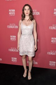 Alison Brie at Patron of the Artist Awards in Los Angeles 2018/11/08 2