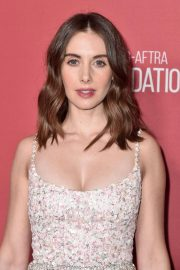 Alison Brie at Patron of the Artist Awards in Los Angeles 2018/11/08 3