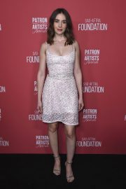 Alison Brie at Patron of the Artist Awards in Los Angeles 2018/11/08 4