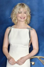 Alison Sudol at Fantastic Beasts: The Crimes of Grindelwald Premiere in London 2018/11/13 3