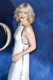Alison Sudol at Fantastic Beasts: The Crimes of Grindelwald Premiere in London 2018/11/13 8
