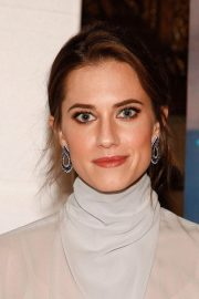 Allison Williams at 100 Women in Finance and Horizons 2018 National NYC Gala 2018/11/07 1