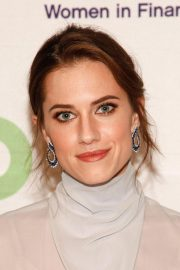 Allison Williams at 100 Women in Finance and Horizons 2018 National NYC Gala 2018/11/07 5