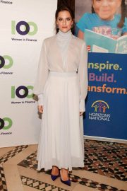 Allison Williams at 100 Women in Finance and Horizons 2018 National NYC Gala 2018/11/07 6