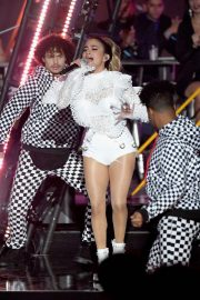 Ally Brooke at Almas 2018 Live on Fuse in Los Angeles 2018/11/04 5