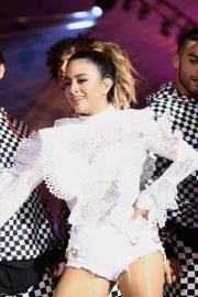 Ally Brooke at Almas 2018 Live on Fuse in Los Angeles 2018/11/04 6