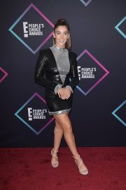Aly Raisman at People's Choice Awards 2018 in Santa Monica 2018/11/11 1