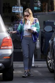 Amanda Bynes Out for Pizza in Los Angeles 2018/11/15 4