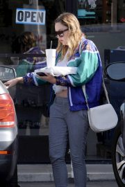 Amanda Bynes Out for Pizza in Los Angeles 2018/11/15 7
