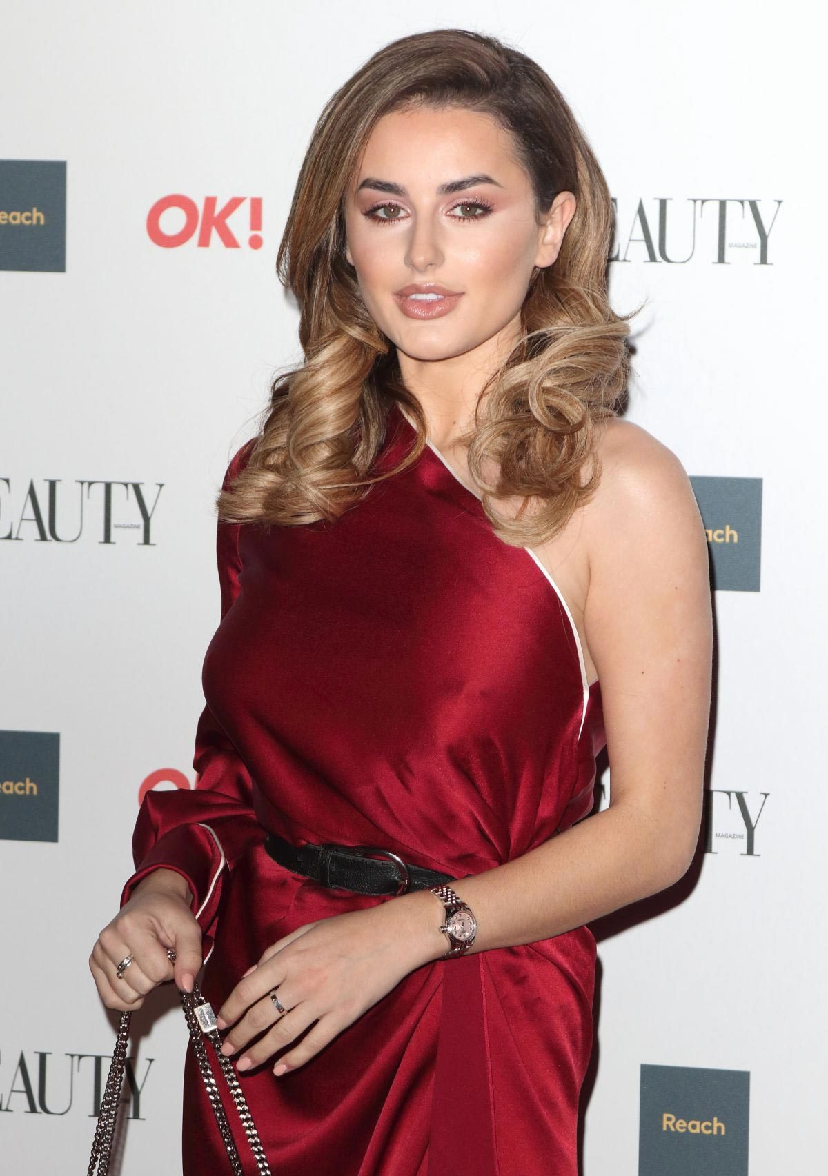 Amber Davies at Beauty Awards 2018 in London 2018/11/26 1