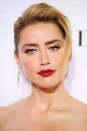 Amber Heard at Glamour Women of the Year Summit: Women Rise in New York 2018/11/11 3