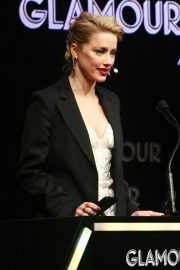 Amber Heard at Glamour Women of the Year Summit: Women Rise in New York 2018/11/11 6