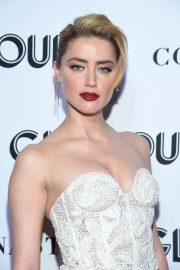 Amber Heard at Glamour Women of the Year Summit: Women Rise in New York 2018/11/11 7