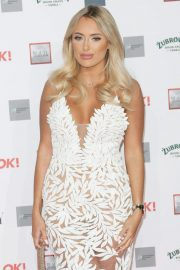 Amber Turner at Beauty Awards with OK! 2018 in London 2018/11/26 10