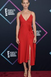 Amber Valletta at People's Choice Awards 2018 in Santa Monica 2018/11/11 1