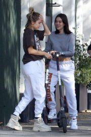Amelia Gray and Delilah Hamlin Out in West Hollywood 2018/11/18 10