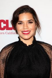 America Ferrera at ACLU Bill of Rights Dinner in Beverly Hills 2018/11/11 1