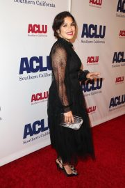 America Ferrera at ACLU Bill of Rights Dinner in Beverly Hills 2018/11/11 2