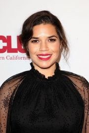 America Ferrera at ACLU Bill of Rights Dinner in Beverly Hills 2018/11/11 3