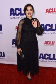 America Ferrera at ACLU Bill of Rights Dinner in Beverly Hills 2018/11/11 9
