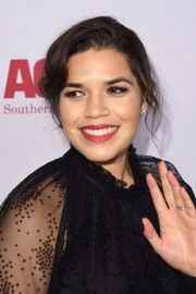 America Ferrera at ACLU Bill of Rights Dinner in Beverly Hills 2018/11/11 10