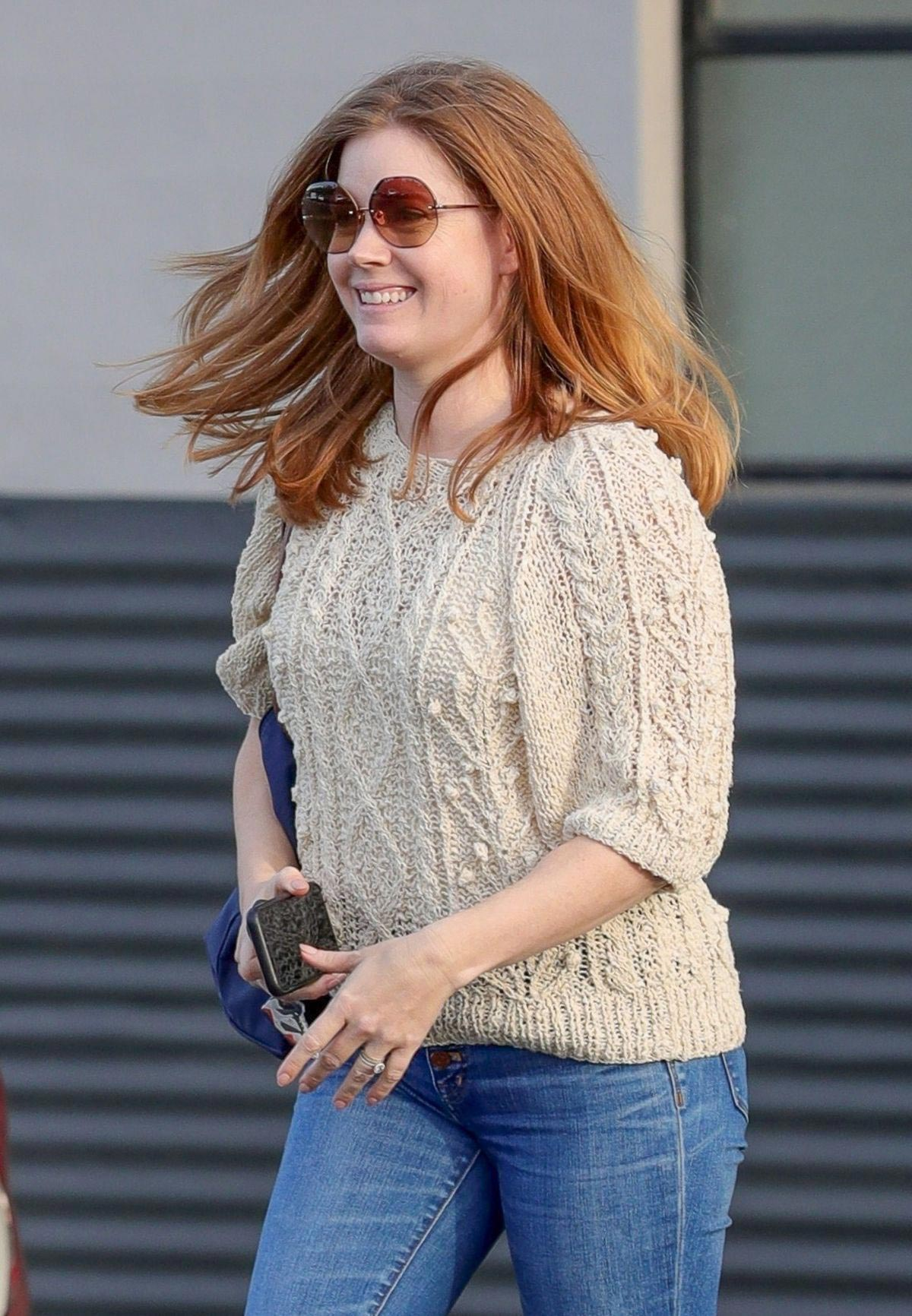 Amy Adams Out and About in West Hollywood 2018/11/15 1