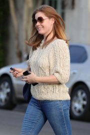 Amy Adams Out and About in West Hollywood 2018/11/15 5