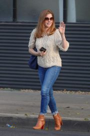 Amy Adams Out and About in West Hollywood 2018/11/15 8