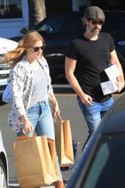 Amy Adams Out Shopping in West Hollywood 2018/11/06 2