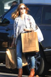Amy Adams Out Shopping in West Hollywood 2018/11/06 4