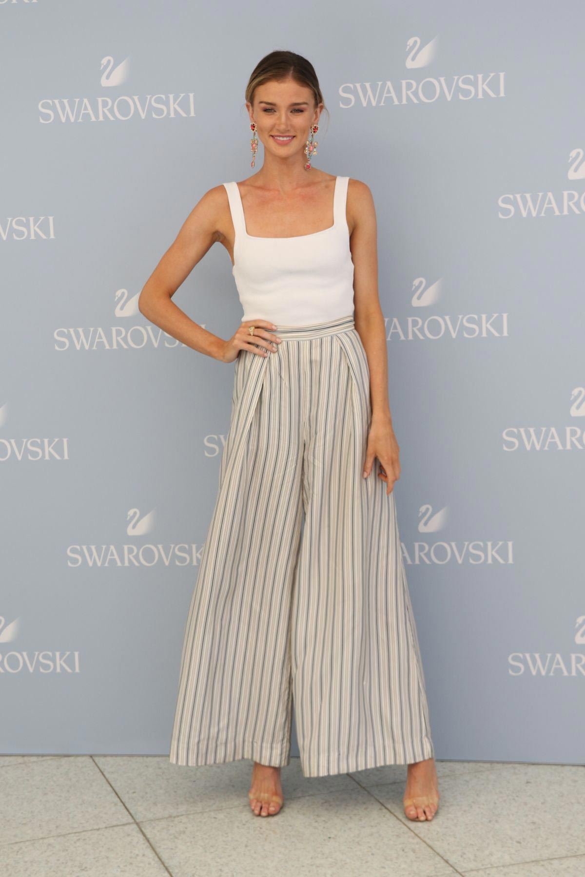 Amy Pejkovic at Swarovski SS19 Follow the Light Collection Launch in Sydney 2018/11/23 1