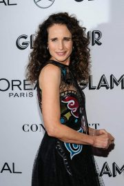 Andie MacDowell at Glamour Women of the Year Summit: Women Rise in New York 2018/11/11 3