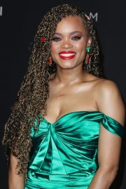 Andra Day at Lacma: Art and Film Gala in Los Angeles 2018/11/03 4
