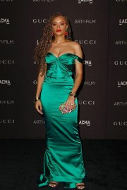 Andra Day at Lacma: Art and Film Gala in Los Angeles 2018/11/03 8