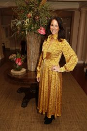 Andrea McLean at Pink Ribbon Foundation Ladies Lunch in London 2018/11/28 2