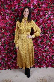 Andrea McLean at Pink Ribbon Foundation Ladies Lunch in London 2018/11/28 5