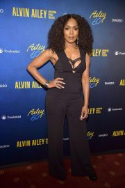 Angela Bassett at Alvin Ailey American Dance Theater's 60th Anniversary Gala in New York 2018/11/28 3