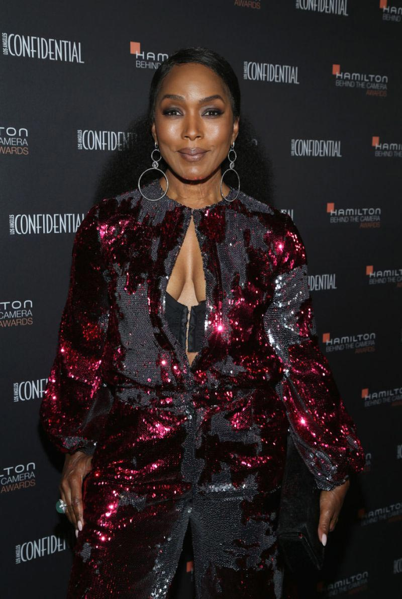 Angela Bassett at Hamilton Behind the Camera Awards in Los Angeles 2018/11/04 1