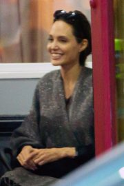 Angelina Jolie Watches Her Kids Karate Class in Los Angeles 2018/11/19 5