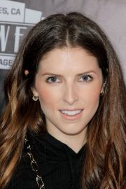 Anna Kendrick at The Unauthorized Parody of Stranger Things in Los Angeles 2018/11/03 1