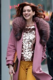 Anne Hathaway Out and About in New York 2018/11/20 6
