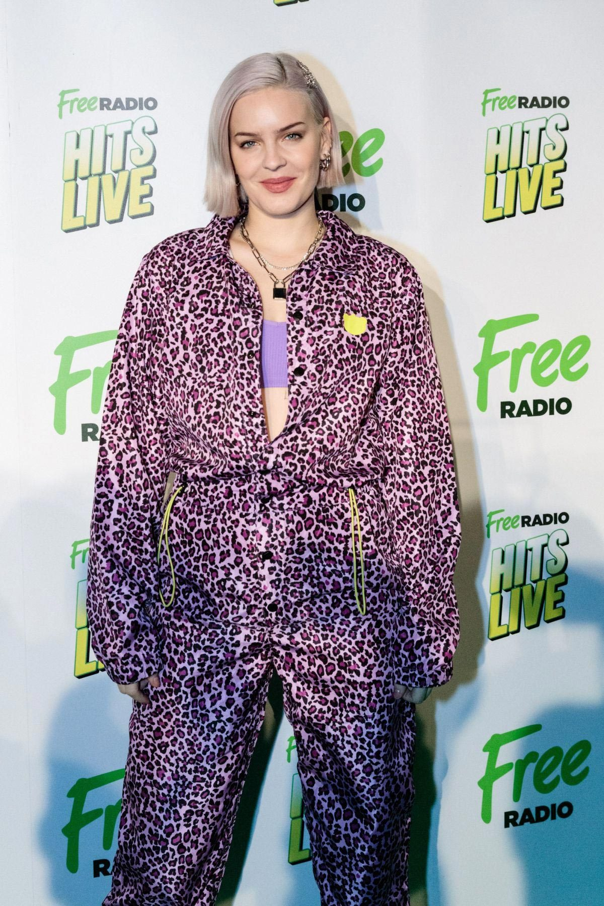 Anne-Marie at Hits Radio Live in Manchester 2018/11/25 1