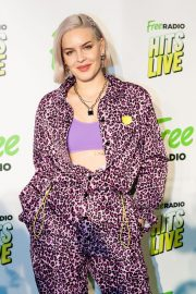 Anne-Marie at Hits Radio Live in Manchester 2018/11/25 2