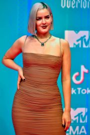 Anne-Marie at MTV European Music Awards 2018 in Bilbao 2018/11/04 1