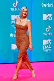 Anne-Marie at MTV European Music Awards 2018 in Bilbao 2018/11/04 7