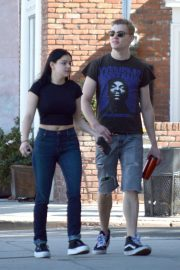 Ariel Winter and Levi Meaden Out in Studio City 2018/11/15 3
