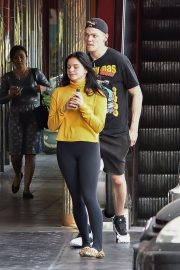 Ariel Winter Out for Lunch in Studio City 2018/11/01 2