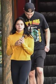 Ariel Winter Out for Lunch in Studio City 2018/11/01 7