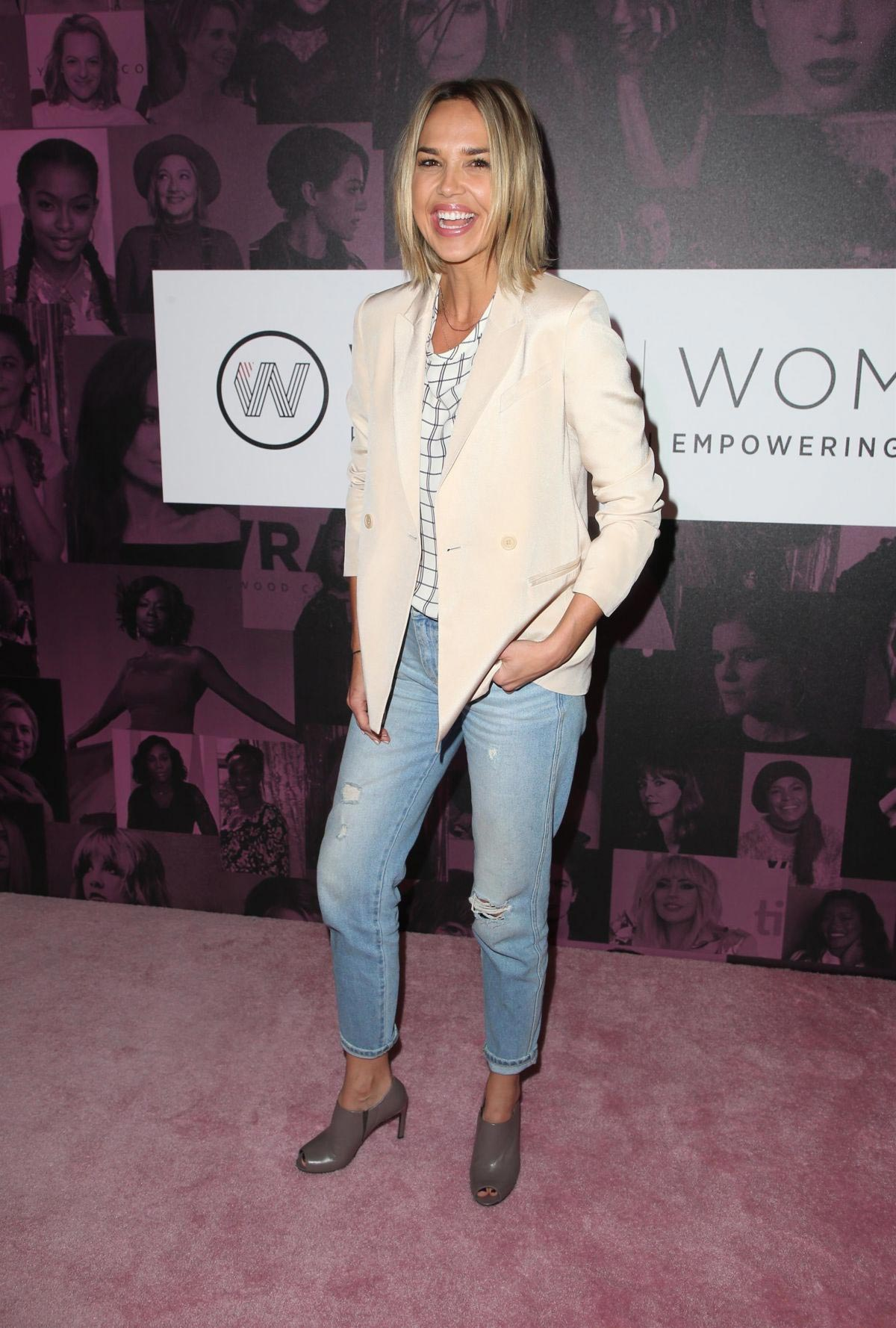 Arielle Kebbel at Thewrap's Power Women's Summit in Los Angeles 2018/11/01 1