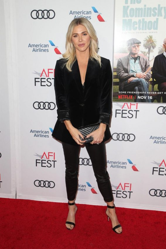 Arielle Mandelson at The Kominsky Method' Screening at Afi Fest 2018/11/10 1
